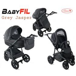 Wózek dziecięcy Krasnal BabyFIL ( szary )