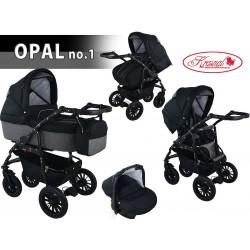 Wózek dziecięcy Krasnal OPAL 3w1