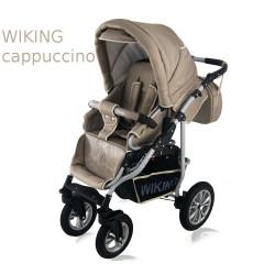 Wózek spacerowy Krasnal Wiking cappuccino